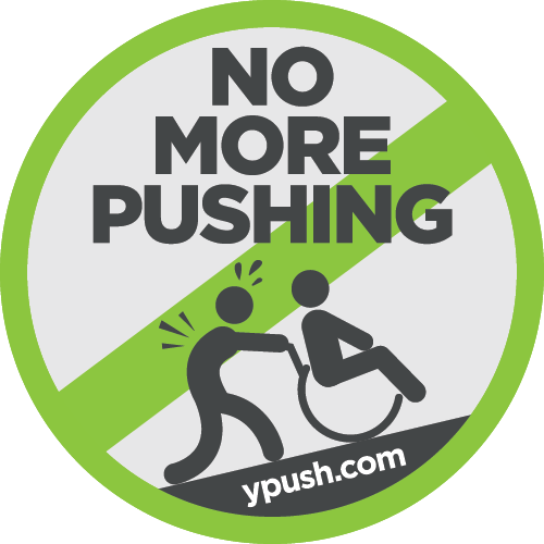 Ypush no more pushing icon